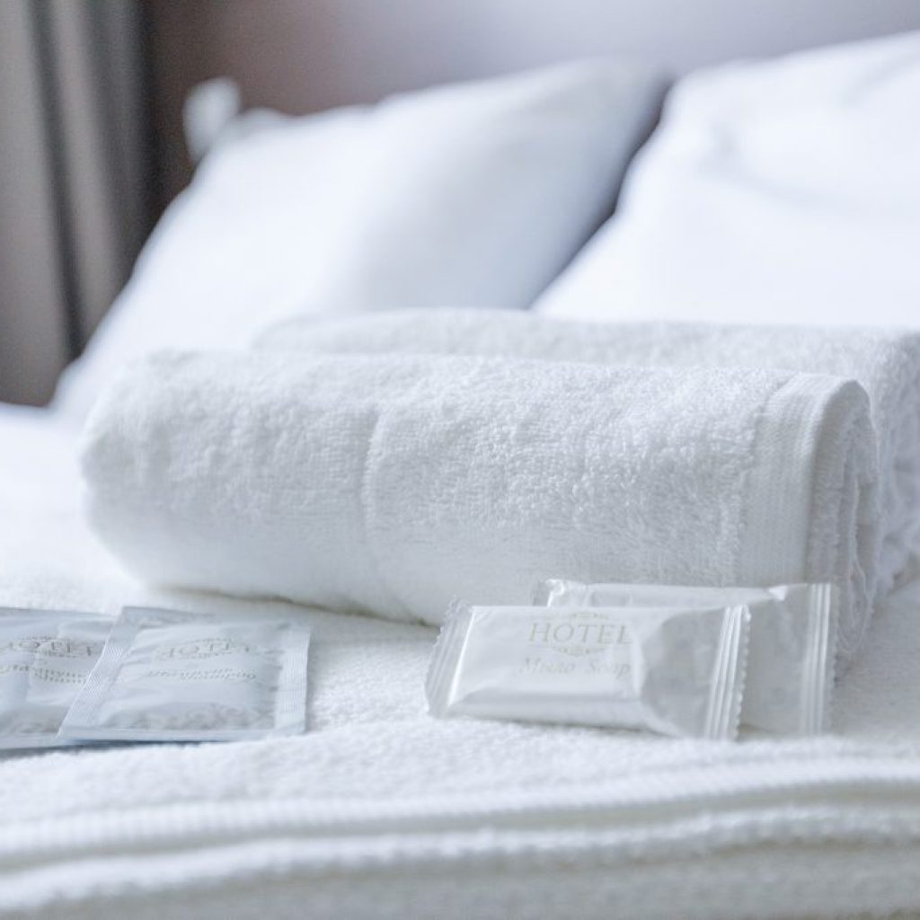 Идеальная чистота в каждом номере